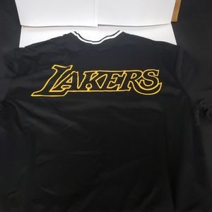 UNK Shirts - Officially Licensed Los Angeles Lakers Jersey Tee